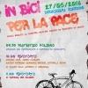 In bici per la pace 2016